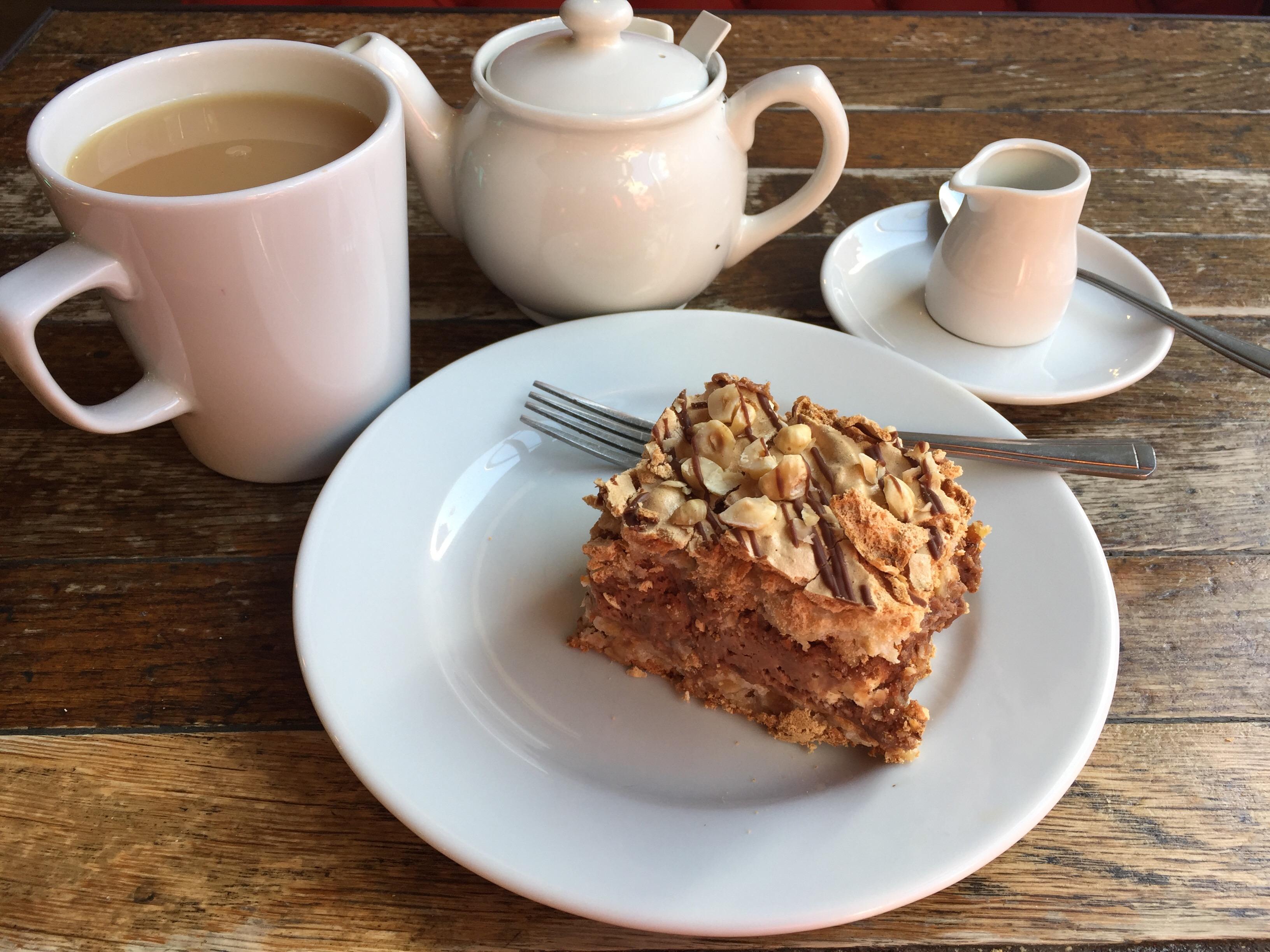 Chat, tea & cake